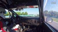 第三十一届天马论驾C组正赛P6车内视角-GK5