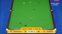 FRI.TV - China Open 2007 - R1 - Barry Hawkins VS Ding Frame 5-8