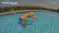 全浸游泳-画一条直线