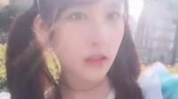 SNH48谢妮160822:小王进行时😗 在上海旅游景点疯狂移动中🌞🌞