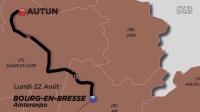 【Le Tour】【Tour de l'Avenir】2016环未来赛 线路图