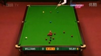 FRI.TV - German Masters 2011 - Final - Williams vs Selby Frame 1-3