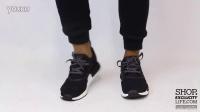 Adidas NMD Black White 上脚欣赏