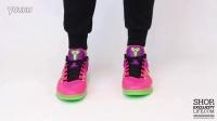 Nike Kobe 11 -Mambacurial-  Kobe 11 刺客 上脚欣赏