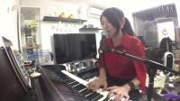 Muffy【前事不提】keyboard 手ka yan 純鋼琴彈唱板本。