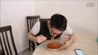 【JerryOppa挑战】Korean Spicy Noodle Challenge   挑战韩国辣面