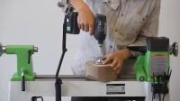 【WOODFAST】 木工旋盤 M320 使い方 ~フェイスワーク前編~