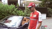 世界冠军 Vettel 邂逅 Ferrari California T
