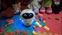 巴巴腾小腾智能儿童陪护机器人儿童益智早教