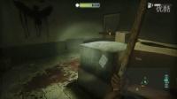白少【僵尸U】恐怖游戏实况 第三期 帕金森抖手开锁大法