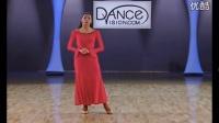 国标舞-快步舞教程(维克多冯&安娜)2.行进追步-配音reasonfinder_标清