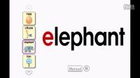 E和F的单词拼读手卡