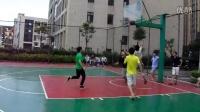 黄埔集群打篮球活动