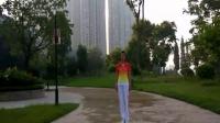 乐山暖阳广场健身操《雪之舞快乐舞步健身操第五套》完整版