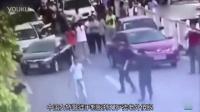 中国女特警徒手制服持刀歹徒