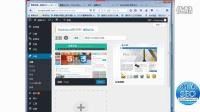 wordpress本地建站教程第六节  wordpress后台设置和导航栏目设置