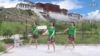 赣州水碓村广场舞队《我的玫瑰卓玛拉》
