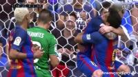 1617-4 Messi vs Leganes (2016.9.17)