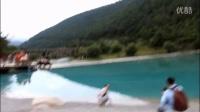 时光幸福广场舞 生活视频 丽江~纳西族!蓝月谷