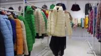 【袖玛】棉服视频特价49元陈乔恩也穿过的品牌爆款女装折扣批发