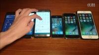 iPhone 7,7 Plus, SE, Galaxy Note 7, S7 Edge, Xperia X 续航测试 -性能评测