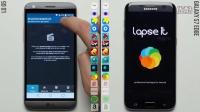 LG G5 vs. Galaxy S7 Edge 速度对比 -评测视频