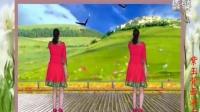 滨河紫玉广场舞 最新广场舞 歌曲  站在草原望北京 紫玉编舞  背面演示 王广成编舞 乌兰图雅演唱