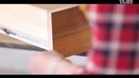 成品木饰面板木皮(不织布)及上墙施工教程KD板使用分解视频