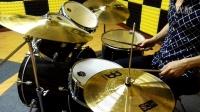 【小生架子鼓】架子鼓SOLO 爵士鼓教程 教材 DRUM FILL 02