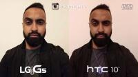 HTC 10 vs LG G5  相机对比 - 评测视频