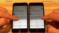 iPhone 6S - iOS 9.3.5 vs iOS 10.1 Beta 1 速度测试 - 性能测试