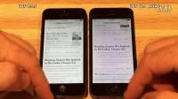iPhone 5 - iOS 9.3.5 vs iOS 10.1 Beta 1 速度测试 - 性能测试