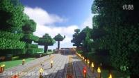 【Minecraft-轨道交通捷运】BlueDream 1周目 S1线 第一视角 POV