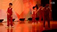 东莞农商杯团体舞决赛 时尚果酱小鲜肉组合