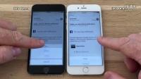 iPhone 6 - iOS 10.0.1 vs iOS 10.0.2  速度测试 - 性能测试