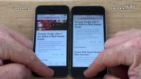 iPhone 5S - iOS 10.0.1 vs iOS 10.0.2  速度测试 - 性能测试