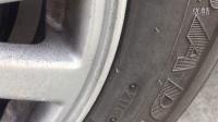 五菱荣光V汽车质量问题!原装的三角轮胎质量差!
