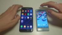 Sony Xperia X Compact vs Galaxy S7 edge 速度,相机对比评测!@成近田
