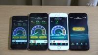 iPhone 7 vs iPhone 6S vs iPhone 6 vs iPhone 5S iOS 10 - 跑分对比 -评测视频!@成近田
