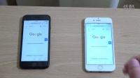 蘋果 iPhone 7 vs iPhone 6S iOS 10 - 速度对比 -评测视频! @成近田