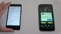 华为 P9 Lite vs Moto G4 Plus - 速度对比 - 评测视频! @成近田