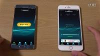 三星Galaxy Note 7 vs iPhone 6S Plus - 速度对比 -评测视频!@成近田