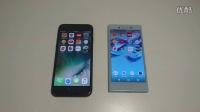 Sony Xperia X Compact vs iPhone 7 速度,指纹对比 -评测视频!@成近田