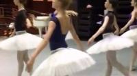 芭蕾 《珠宝》钻石 排练片段 莫斯科大剧院芭蕾舞团