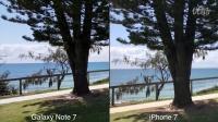 iPhone 7 vs Note 7 相机对比 - 评测视频!@成近田