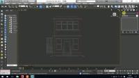 3Dmax建筑建模3-立面