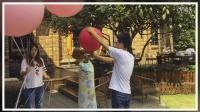 上海马勒别墅36寸大气球拍照区