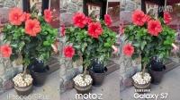 Moto Z vs iPhone 6s Plus & Galaxy S7 相机对比 - 评测视频!@成近田