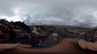 VR全景视频 翻滚吧过山车