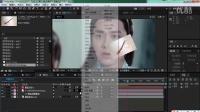 AE CC教程视频跟踪摄像机特效合成案例ae cc2015/2016
